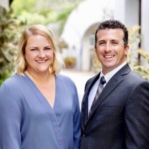 Graham Levine and Kelly Levine